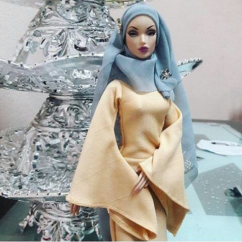 ekslusif hanya di @hijarbie_ hijab fashion barbie muslim indonesia . . .  #hijab #barbiehijab #hijabbarbie #hijarbie #ootd #vscocam #dooh #likeforlike #instadaily #instagram #instacool #beuty #barbie #hijarbieindo #hijarbieindonesia #vsco #outfits #cute