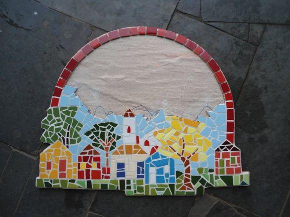 Número de Casa em Mosaico                                                                                                                                                                                 Mais                                                                                                                                                                                 Mais