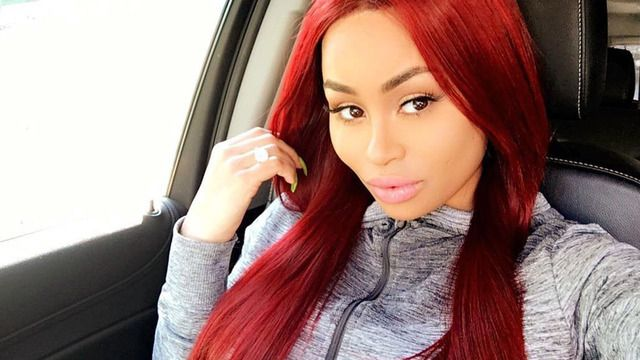Blac Chyna Spotted Without Engagement Ring from Rob Kardashian – See the Pics!