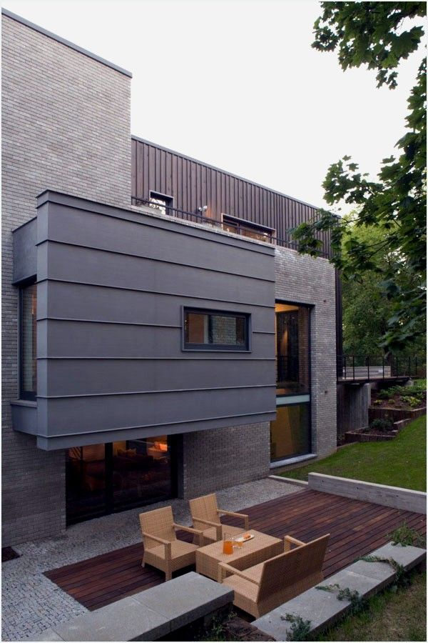 Here Is A Sumptuous Task That Can Be Viewed As A Genuine Showcase - Open-air-sculpture-residence-by-marek-rytych-architekt