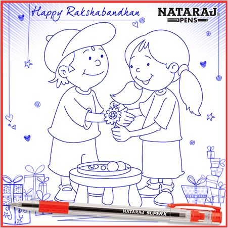 Here's a day for all the brothers and sisters to celebrate! Happy Rakshabandhan  #RakshaBandhan #Tag