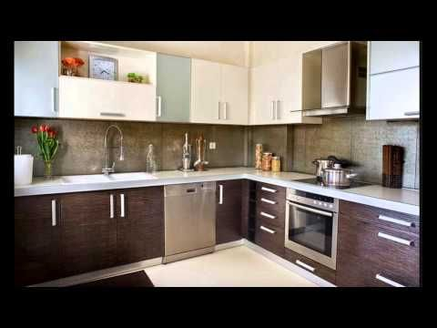 Dise o de cocinas integrales modernas interiores pinterest for Disenos cocinas integrales
