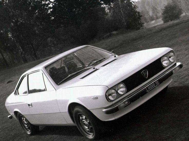 1973 Lancia Beta Coupé (828)