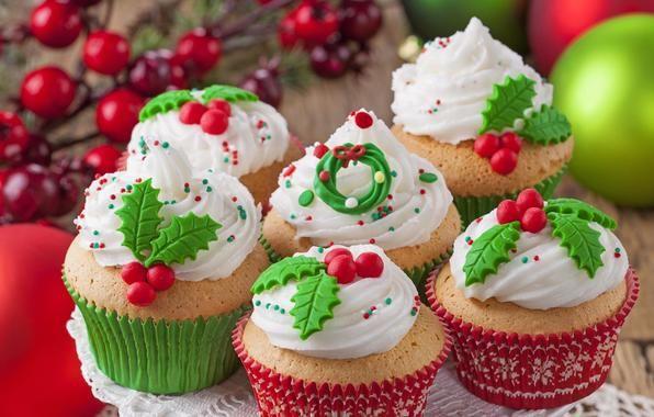 Обои еда, новый год, рождество, christmas картинки на рабочий стол, раздел еда - скачать