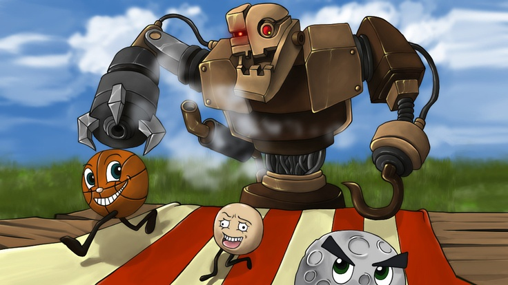 Bouncers Journey Begins, where bouncer is on a mission to escape from the evil carnival master (Roboto) You can help bouncer in one of the best shooting games for android.
