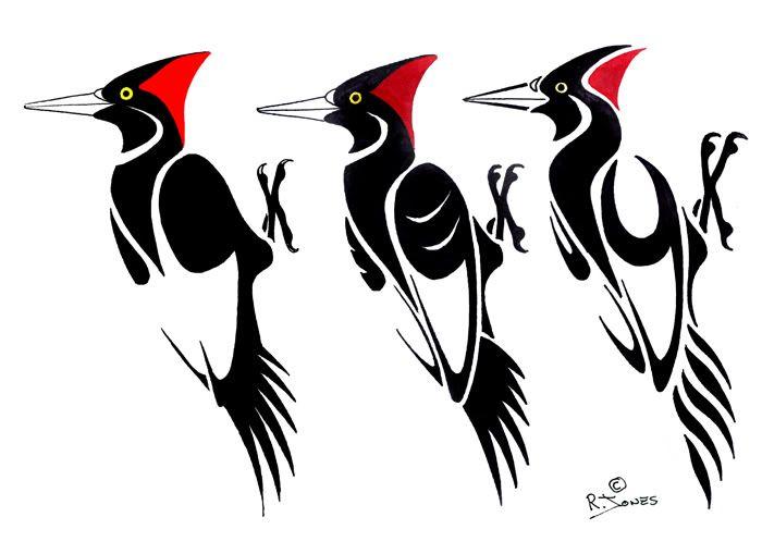 woodpecker tattoos - Google Search