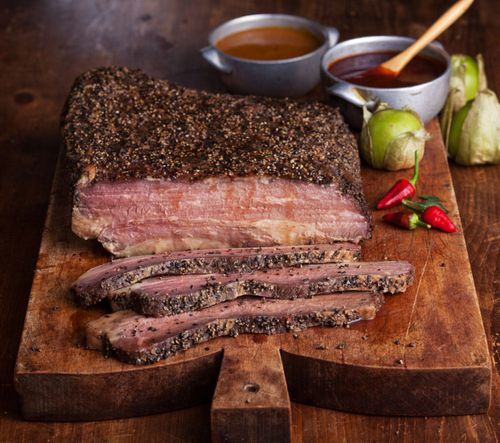The Chew's Michael Symon showed viewers how to make a Braised Brisket Recipe that means you don't need a smoker or slow cooker for tender, meaty flavor.