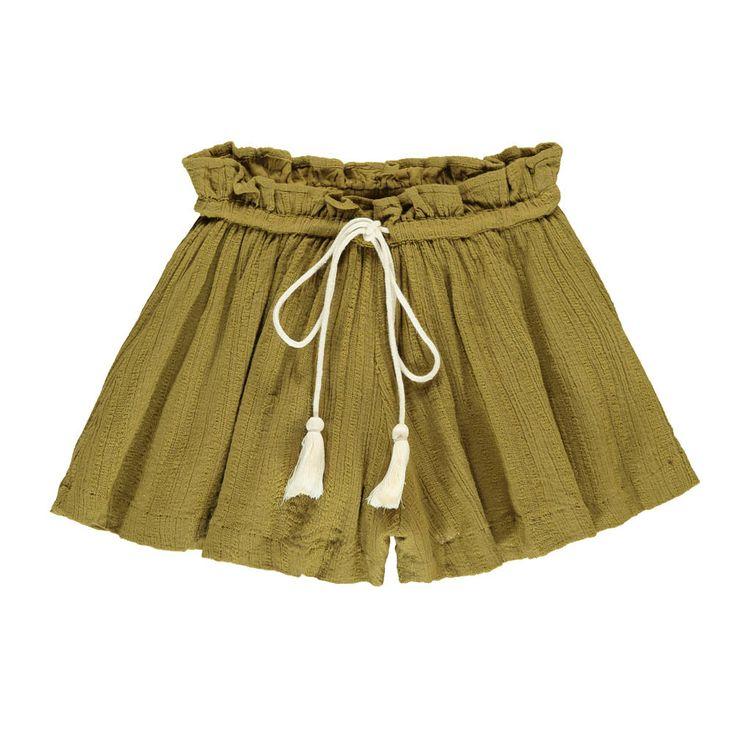 Short Fluide Berny Polder Girl Adolescent Enfant- Large choix de Mode sur Smallable, le Family Concept Store - Plus de 600 marques.