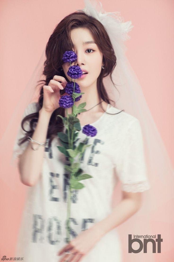 SECRET - Han SunHwa #한선화 #선화 photoshoot for Int'l bnt 140628 #화보