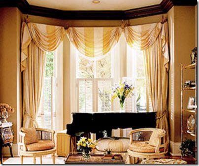 42 best bay window treatments images on pinterest