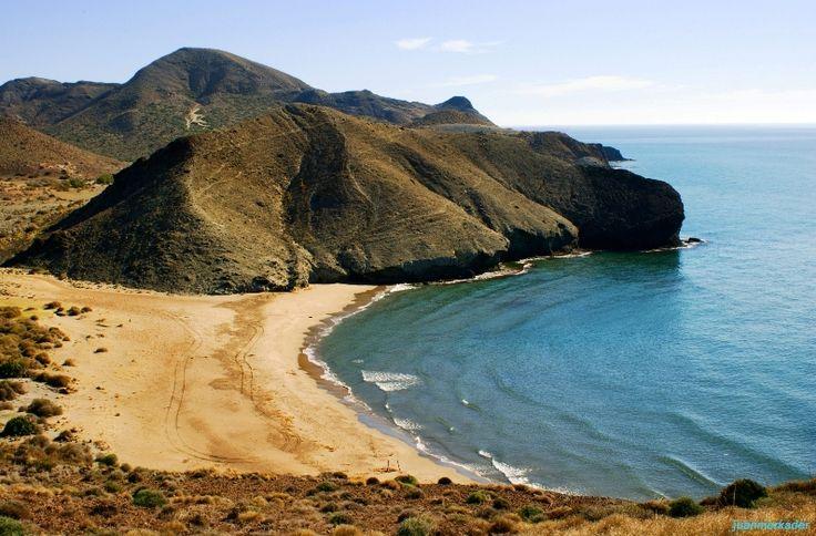 Cala de La Media Luna  (Cabo de Gata)