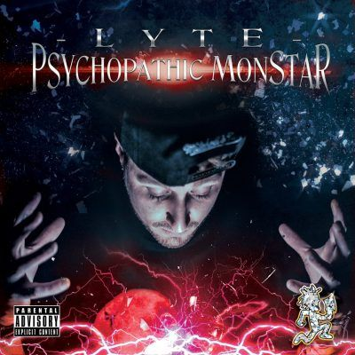 Lytes debut EP Psychopathic Monstar will be available in 3 different versions