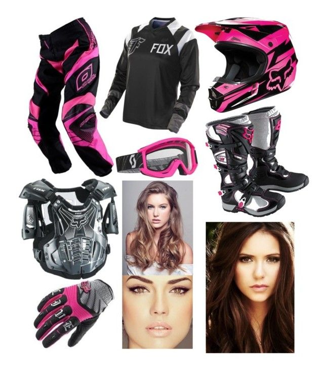 """""""Austin Brooks Motocross Outfit"""" by kiracastillo44 ❤ liked on Polyvore featuring Costa and Rival"""
