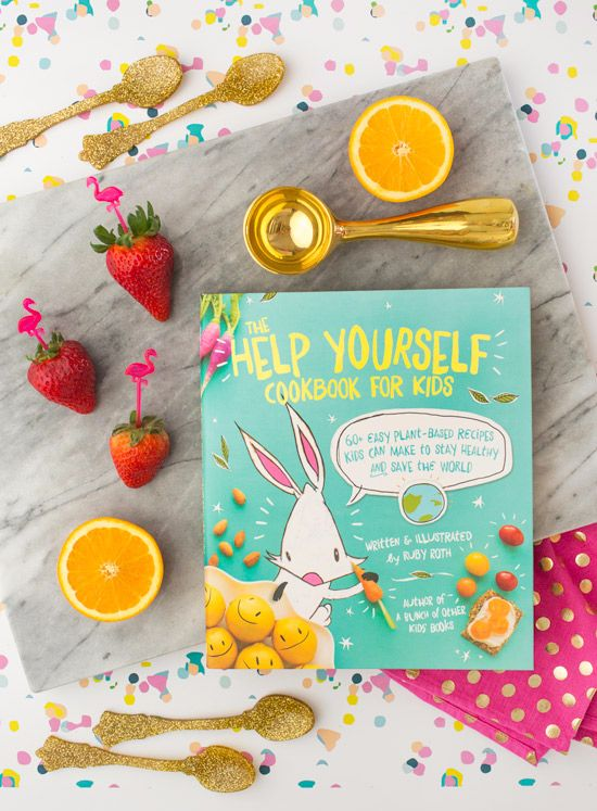 the cutest kid's cookbook ever... | Oh Joy! | Bloglovin'