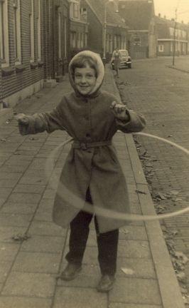 hoepel jaren 50.