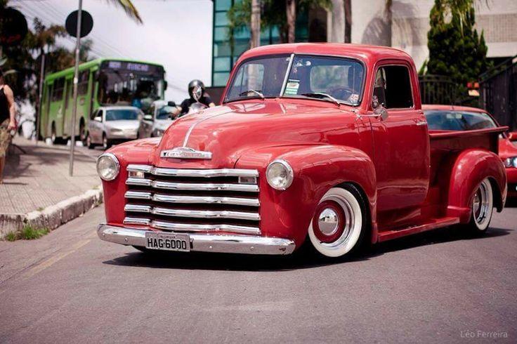 Webb Chevrolet >> Épinglé par David Webb sur 1947 - 1955 Chevrolet Advance Design | Pinterest