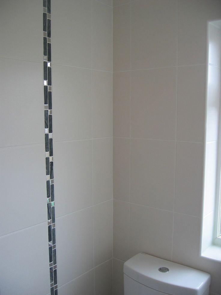 vertical accent tile idea