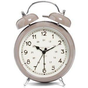 Creative Co-Op Double Bell Alarm Clock