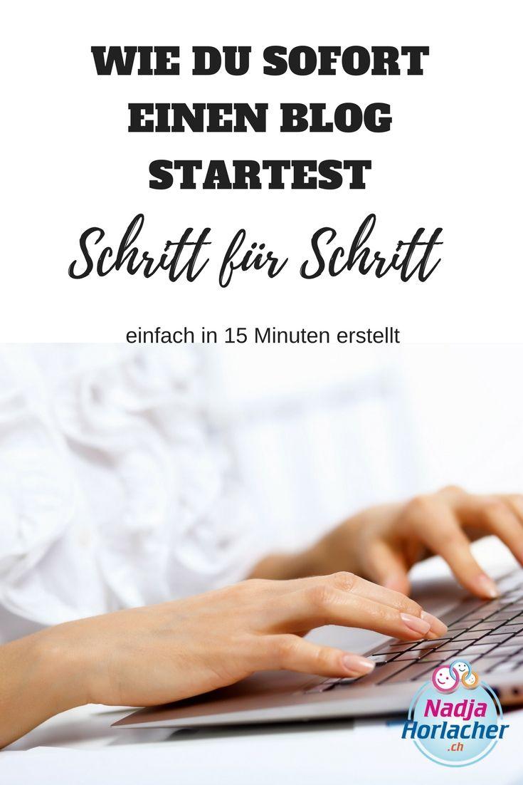 Schritt für Schritt Anleitung wie du sofort einen WordPress Blog erstellen kannst  https://nadjahorlacher.ch/schritt-fuer-schritt-anleitung-wie-du-sofort-einen-wordpress-blog-erstellen-kannst/  #wordpress #blog #erstellen #bloggen #starten #blogstarten