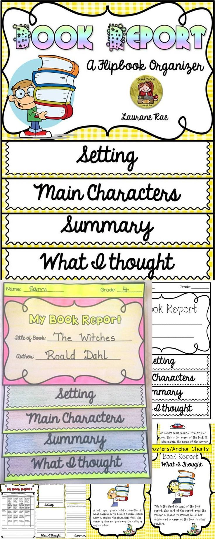 writing book reports for 7th grade Writing a book report is an important part of almost everyone's educational career: the format for writing a book report allows students to share critical information about the books that they read with their teachers and their peers.
