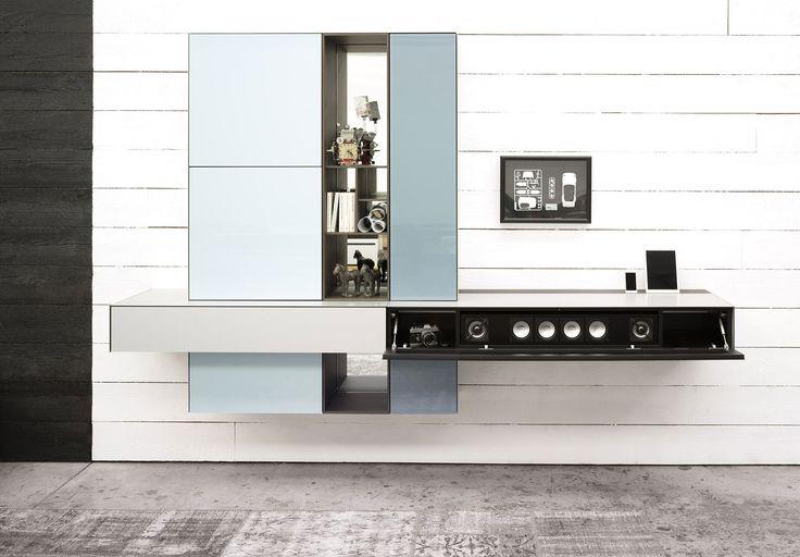 Spectral | Ameno #Design #tv-meubel #kokwooncenter #201608