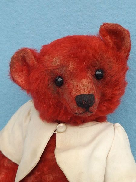 Rupert by Forget Me Not Bears