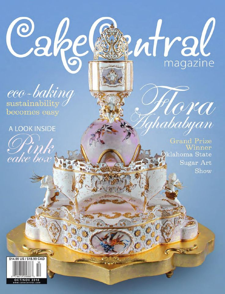 Best Cakes Cookery Books