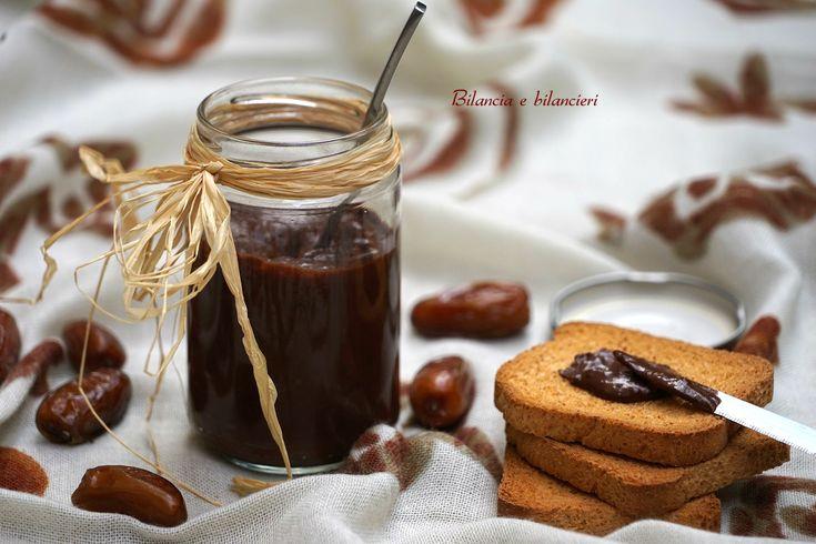 Datterella al cacao - Cocoa and dates cream