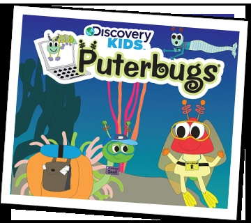Discovery Kids website