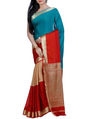 Check out what I found on the LimeRoad Shopping App! You'll love the Multicolored Mysore Silk Saree. See it here http://www.limeroad.com/products/12985025?utm_source=cf8863ad08&utm_medium=android