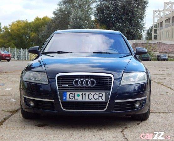Audi A6 Quattro Hidramata, 224 cp, 3.0 d, 2005