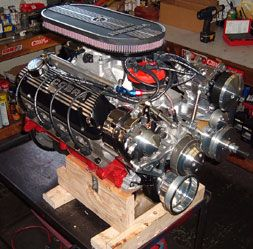 Ford engines, 302 Ford Cobra Crate Engines, Turn-key Ford Engines