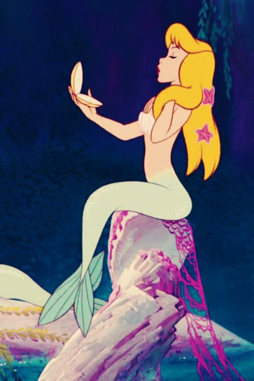 Mermaid from Peter Pan