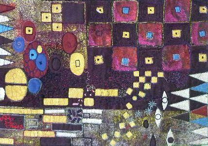 Angie Hughes Klimt Workshop