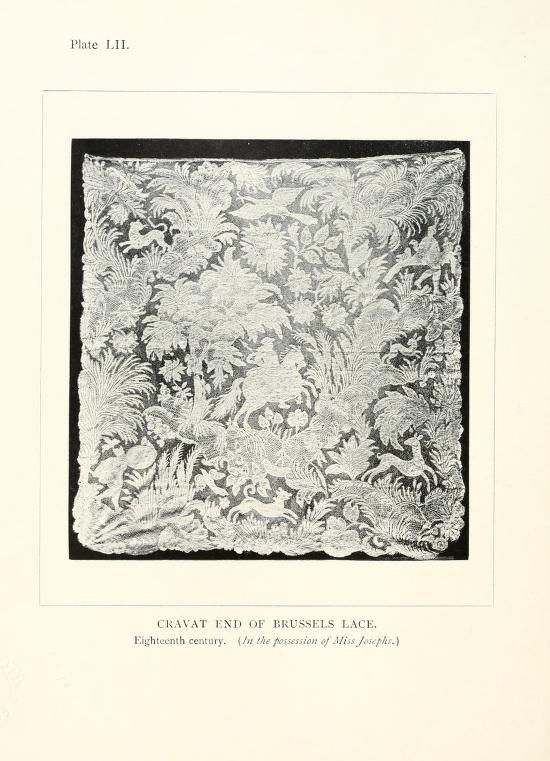 Old lace, a handbook for collectors; an account...