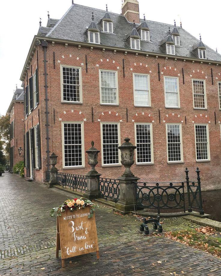 Brisked.nl Wedding Styling Verhuur Op maat gemaakt Welkomsbord bruiloft