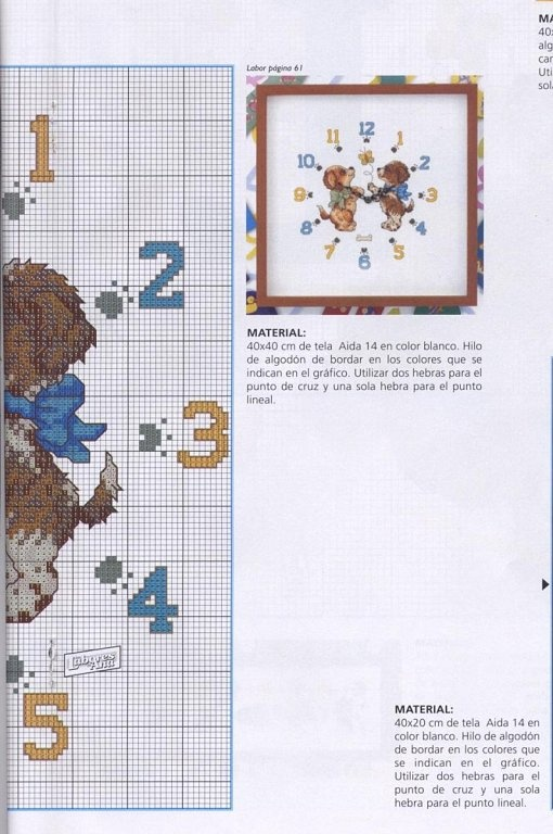 All cross stitch patterns you can imagine   Learn craft is facilisimo.com