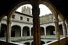 New Castle of Manzanares el Real - Wikipedia, the free encyclopedia