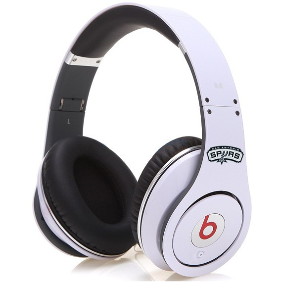 San Antonio Spurs Beats By Dre Custom Studio Headphones