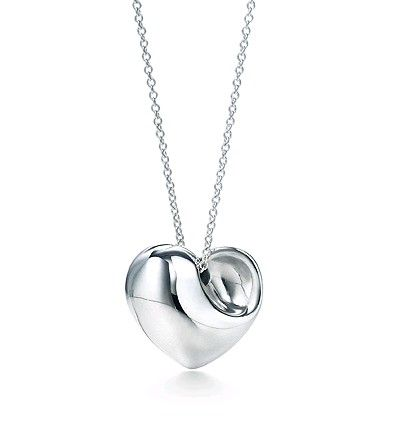 Tiffany & Co Outlet Folded Heart Pendant [Tiffany Pendant 0050] - $41.95 : Tiffany & Co online sale - All Tiffany & Co Jewelry - Global Online Shopping Save 80% Up Discount!, The Art of E-commerce
