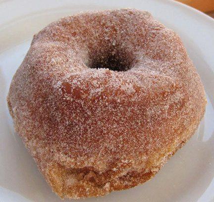 Baked Sugar Doughnuts Recipe, How To Make Baked Doughnuts, Doughnut Recipe, Bread Machine Recipes, Bread Recipes.