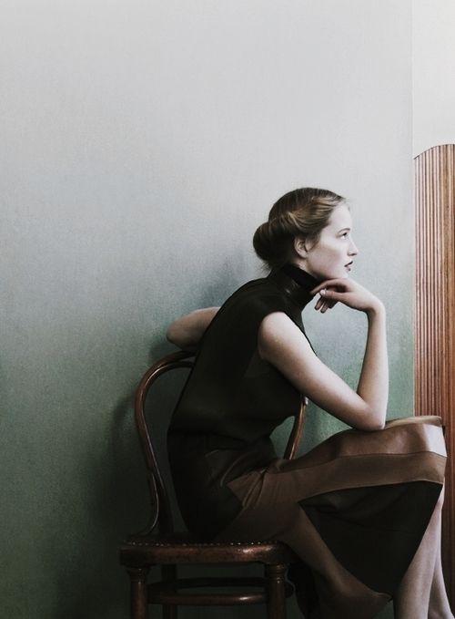 Maud Welzen for Rodeo Magazine by Julia Hetta