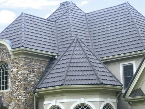 17 Best Images About Metal Tile Roofs On Pinterest