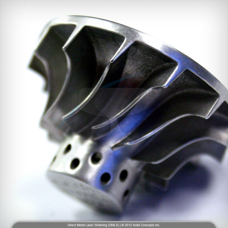 Direct Metal Laser Sintering (DMLS) | Solid Concepts Inc.
