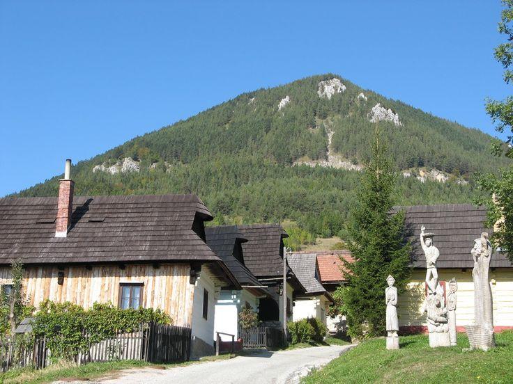 Vlkolinec Slovakia   Vacationing in Slovakia