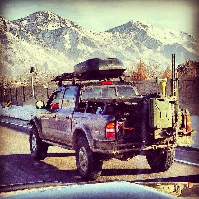 17 Best Images About Toyota Tacoma Front Runner Outfitted