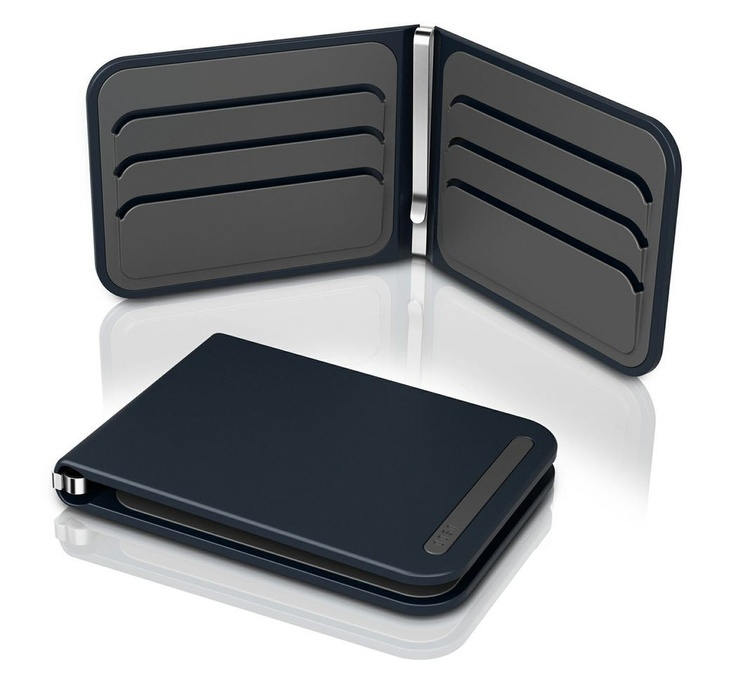 """Dosh Aero Wallet in """"Prefect"""" colour.   NZD$115 with free overnight delivery in NZ. (Yusssss!)..     Sophisticated? aahuh..     Most blokes would like one? Pretty much...     The ideal gift idea for guys? Bang on"""