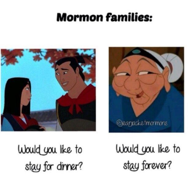 Mormon meme