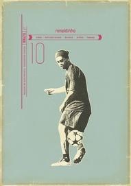Ronaldinho, Paris Saint-Germain, FC Barcelona, AC Mailand