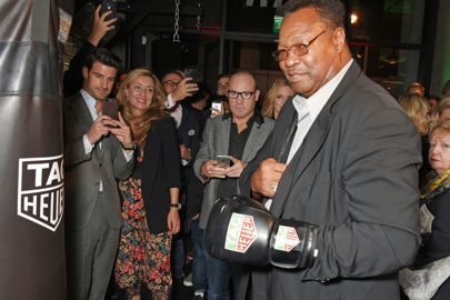 Heavyweight legend Larry Holmes spoke to GQ about his friendship with Muhammad Ali, and the night he beat up 'The Greatest'. Plus, what Anthony Joshua needs to do to become an all-time great